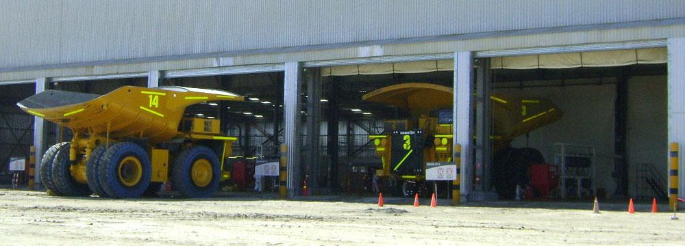 La puerta Enrollable metálica industrial de robusto diseño y configuración, con motor de alto tránsito industrial. Nº 1 EN EL MERCADO