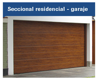 De gran acabado y fácil manutención, las puertas seccionales para garaje Cassadó, buscan complementar y dar un toque a la belleza exterior a tu hogar.