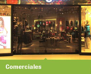 Cassadó no solo te brinda seguridad, sino también innovadores cerramientos que aportan en lo estético y funcional en el diseño de tu local comercial.
