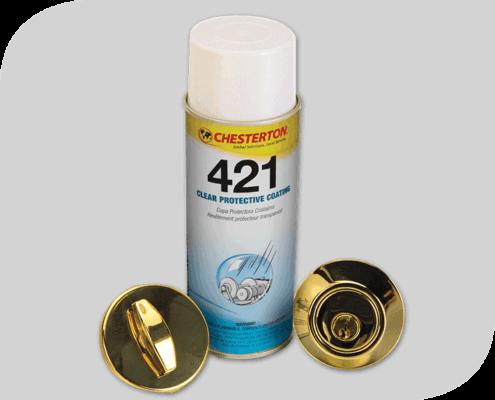 421 Capa Protectora Cristalina, es una laca acrílica transparente, impermeable y flexible para proteger tarjetas electrónicas.