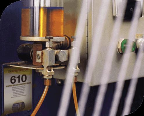 610 Lubricante Sintético Chesterton. Es un lubricante sintético base polioléster que minimiza los depósitos a altas temperaturas.