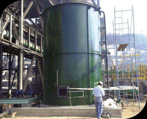 763 Transformador de Oxido Chesterton. Producto natural base ácido tánico que transforma electroquímicamente el óxido en una película inerte a la corrosión.