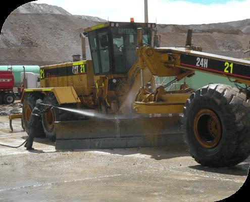 803 IMS Chesterton es un desengrasante base agua, efectivo para limpieza industrial de polvo, carbonilla y aceites base petróleo.