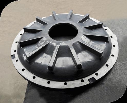 ARC 858. Compuesto epóxico para control de la abrasión, formulado para proteger las superficies metálicas sujetas a erosión, corrosión y ataque químico.