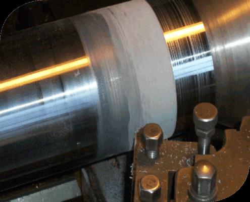 ARC 10. Una mezcla mecanizable de aleación de polímeros que se utiliza para renovar zonas desbastadas y picadas. Pueden mecanizarse en una etapa posterior.