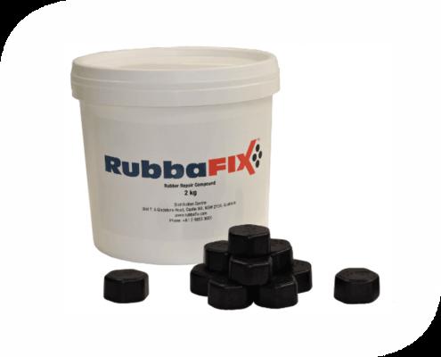 RUBBAFIX es un compuesto mono componente que está diseñado para la reparación de fajas transportadoras. No requiere imprimantes especiales.