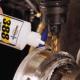 388 Fluido Sintético para Roscado, que brinda lubricación disipando el calor en el plano de corte, prolongando la vida de las herramientas de corte.