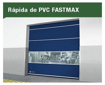 Las puertas de apertura rápida FASTMAX son utilizadas dentro de instalaciones industriales al interior como al exterior de las naves, para la optimización del flujo operacional, maximizando su tiempo de cierre.